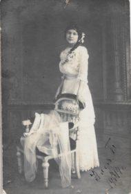 Надя Бохенская 1914